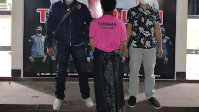 Sempat Buron, Akhirnya DPO Asal Lombok Tengah Berhasil Ditangkap Polisi