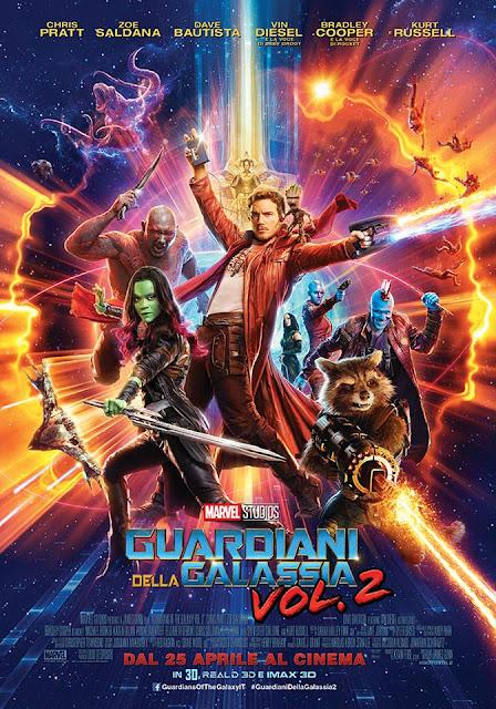 Guardiani Della Galassia 2 Marvel