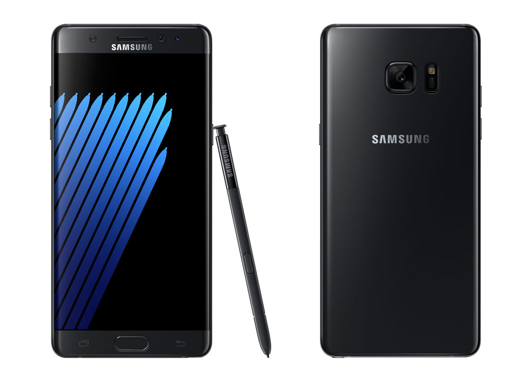 Samsung Galaxy Note7 Black Onyx