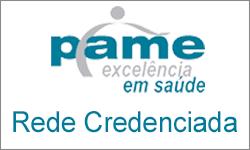 Rede credenciada dos planos de saúde Pame DF