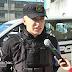 EMOTIVO - POLICÍAS ASISTIERON UN PARTO DENTRO DEL MÓVIL POLICIAL