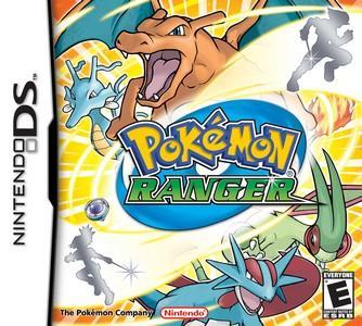 Rom Pokemon Ranger NDS