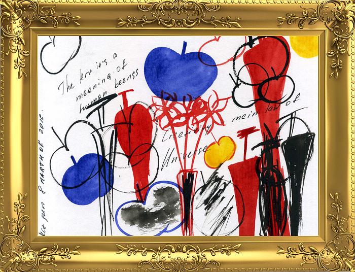 Искусство, картины, знаменитые художники - Art, pictures, famous artists.