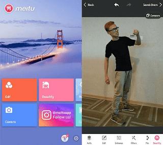 Cara Mudah Membuat Foto Tertusuk Pedang Goblin di Android