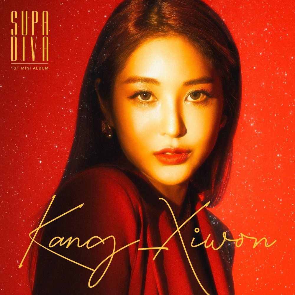 KANG XIWON – SUPA DIVA – EP
