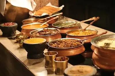 مطعم كوبر شندني الهندي