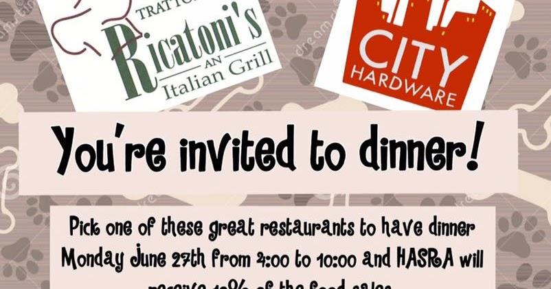 Ob 39 S Corner You 39 Re Invited To Dinner