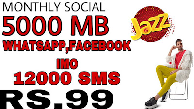 Jazz Monthly Social Package 2021