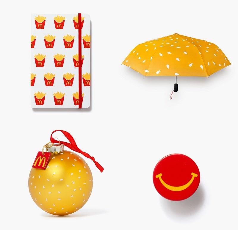 McDonald's Fashion Collection