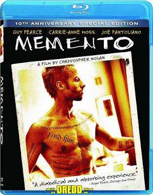 Memento 2000 480p 300MB Blu-Ray Hindi Dubbed Dual Audio [Hindi – English] MKV