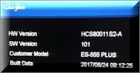 احدث ملف قنوات EURO SATR ES-555PLUS