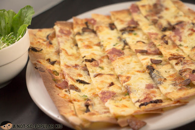 Jando Panizza of C'Italian Dining