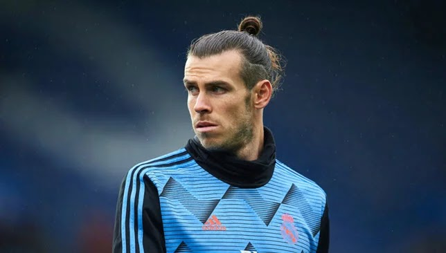 Real Madrid receive very good news about Gareth Bale