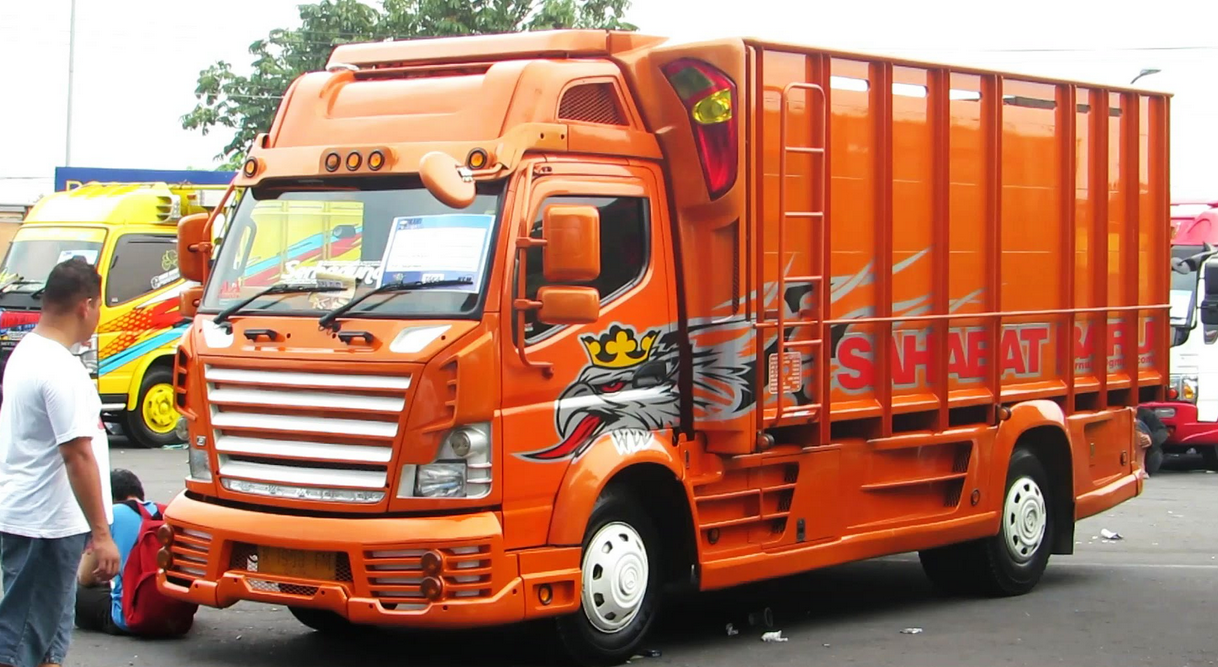 Kumpulan 66 Modifikasi Mobil Truk Lampung Terlengkap
