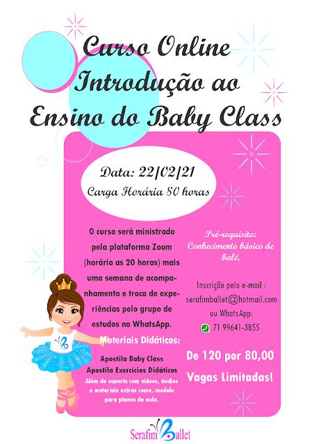 Curso baby class online