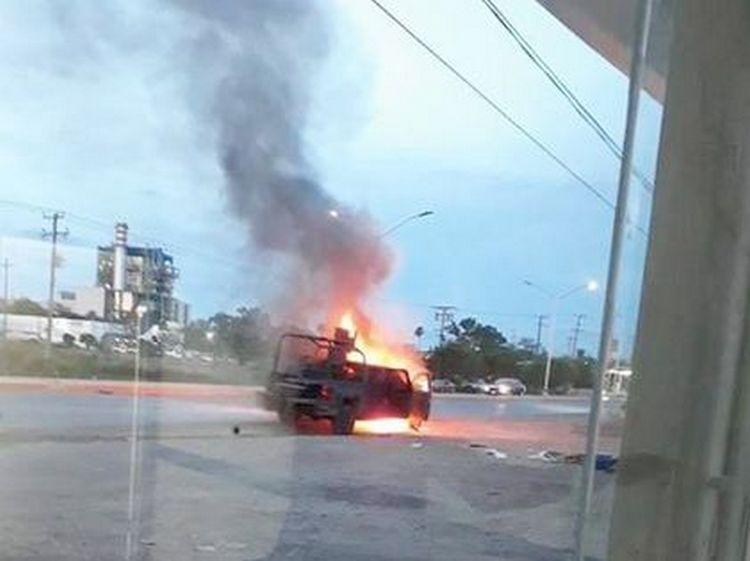 VIDEO: Se registran fuertes persecuciones y balaceras en Río Bravo, Tamaulipas.