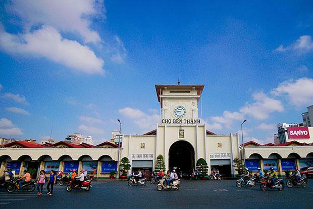 mercado de BenThanh
