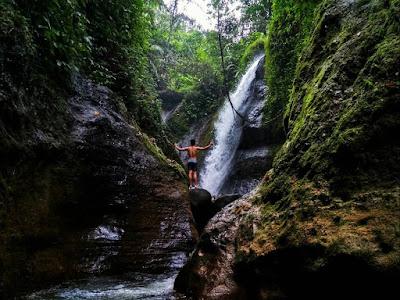 Rute Lokasi Dan Tiket Masuk Curug Kiara Gunung Menir