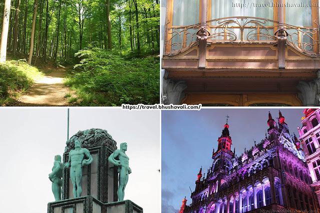 UNESCO World Heritage Sites in Brussels
