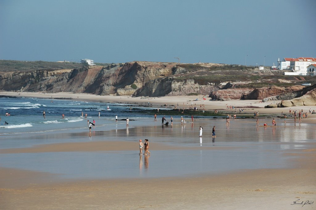 .Baleal Beach, Silver Coast, Portugal