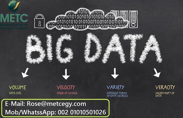 برنامج تدريبي متميز في تحليل البيانات الضخمة Big-data