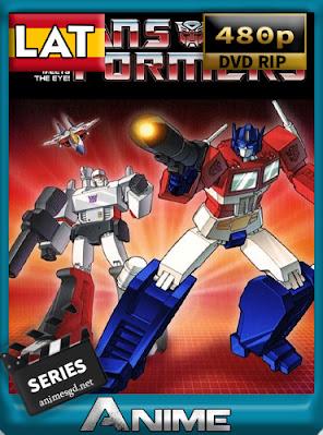 Transformers: Generación 1 [98/98] [DVDRip] [Latino] [480p] [GoogleDrive] AioriaHD