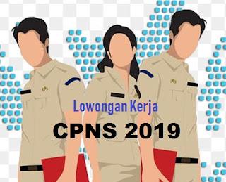 Cara Daftar CPNS 2019