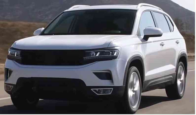 2022 Volkswagen Taos Prototype Shown, SUV Gets New 1.5L Turbo