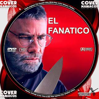 GALLETA 2 EL FANATICO - THE FANATIC 2019[COVER DVD]