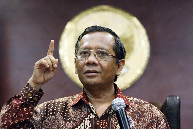 Mahfud MD Tangapi KLB Demokrat