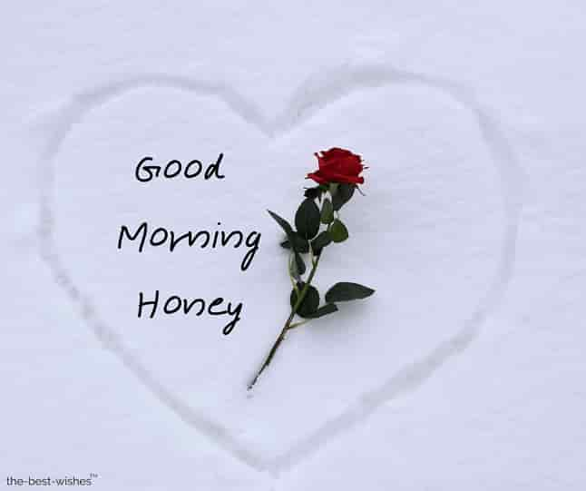 good morning my honey images
