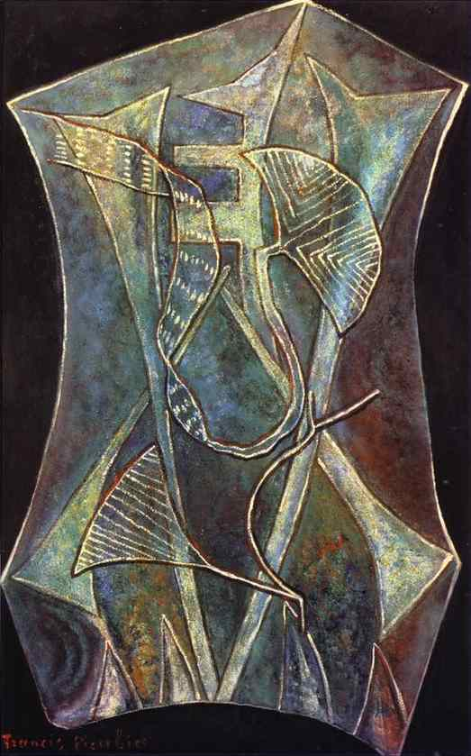 Solitary Dog Sculptor I: Painter: Picabia Francis - Part 8