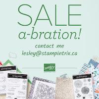 Sale a-bration Brochure