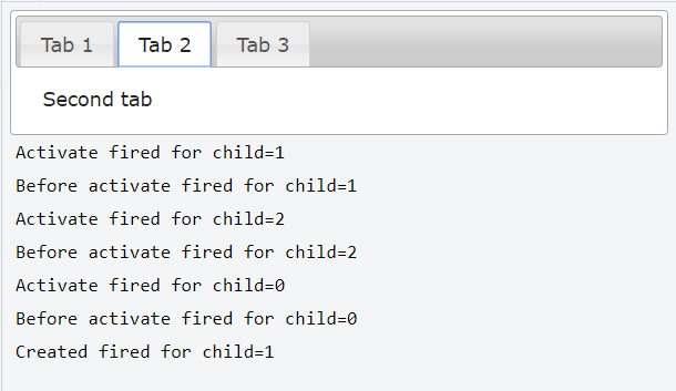 Code Samples: Query UI Tabs: Changing selected tab | Remembering