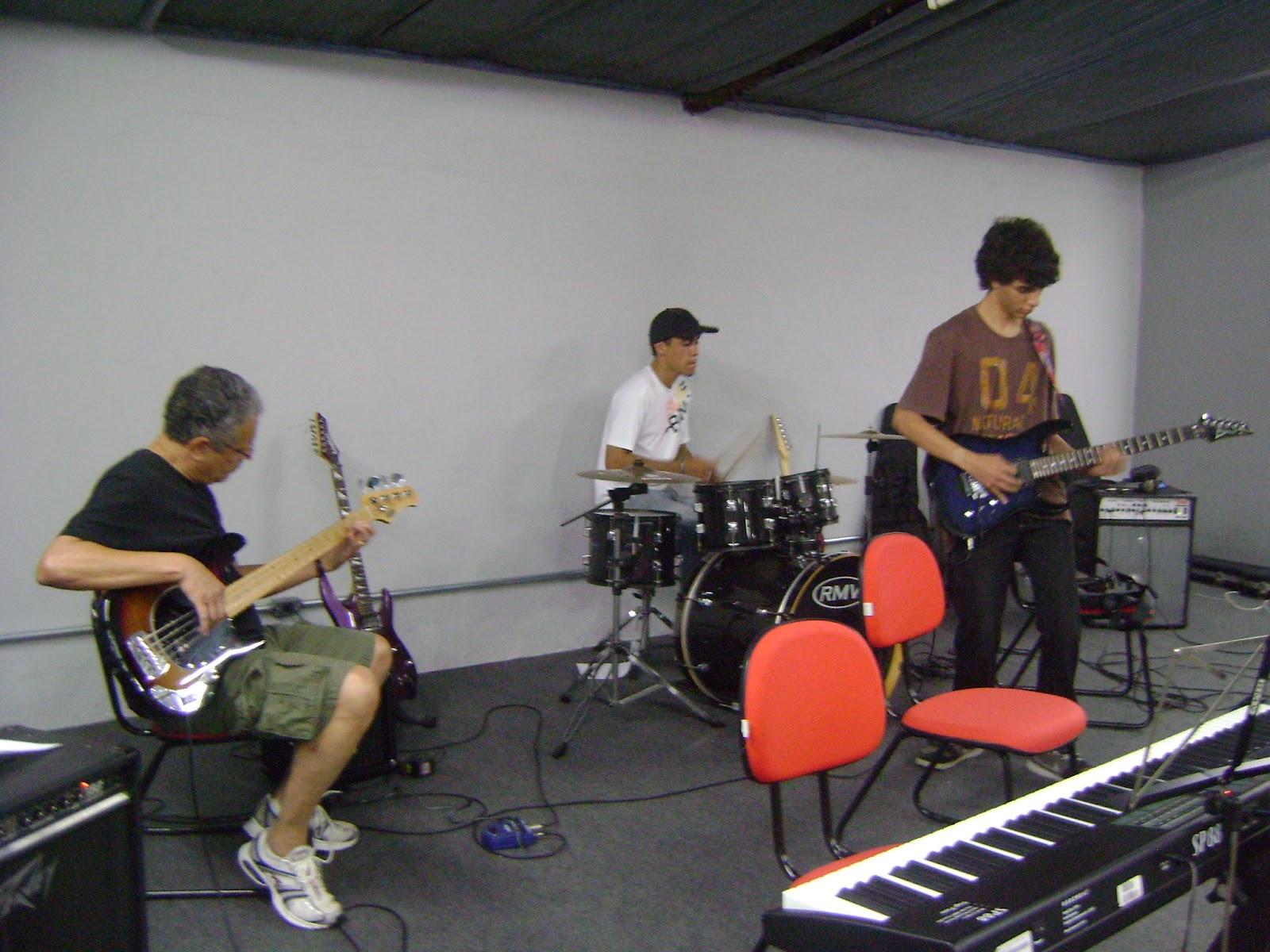 AUDIÇÃO DE ALUNOS 2009
