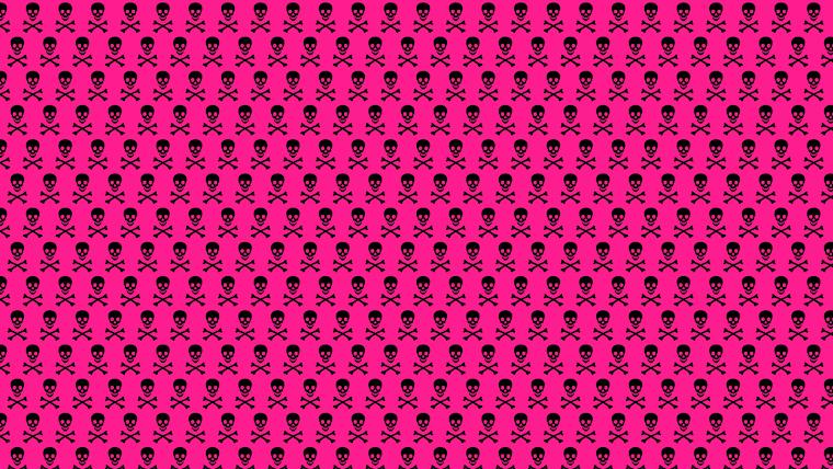 Skull Crossbones Desktop Wallpaper is easy. Just save the wallpaper
