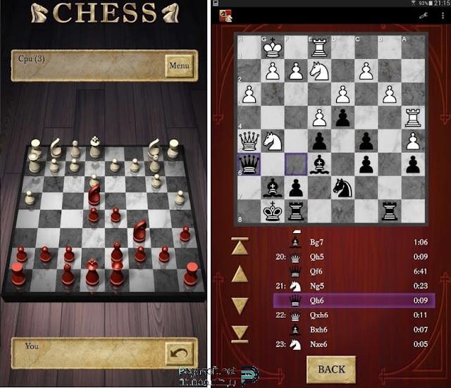 تنزيل لعبة شطرنج للاندرويد
