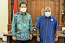 Inilah Alasan Tito Karnavian Larang Lukas Enembe Pakai Istilah Lockdown Papua