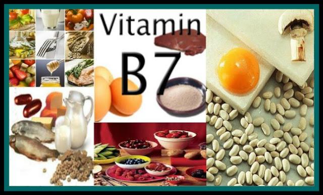 بحث كامل جول أنواع فيتامين ب