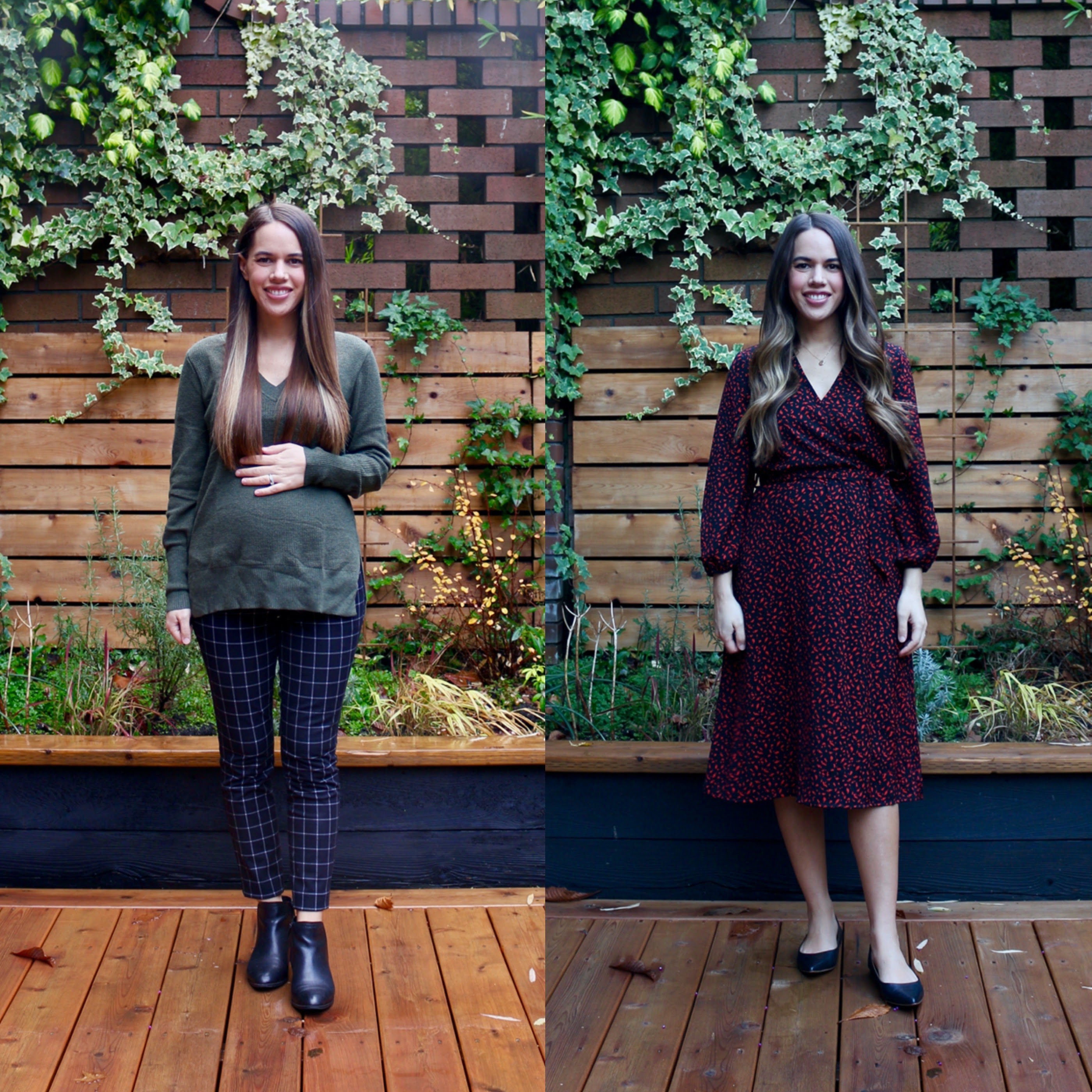 Jules in Flats - What I Wore to Work in December (Business Casual Workwear on a Budget)