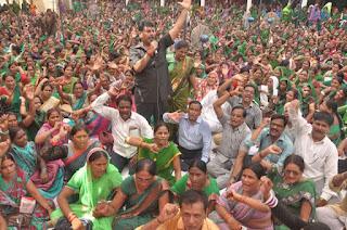 Rakesh Kumar Srivastava Worker Politician,