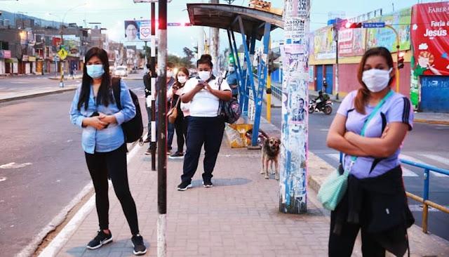 Avenidas Túpac Amaru, Brasil, Universitaria y Venezuela registran el mayor índice de contagios de Covid-19