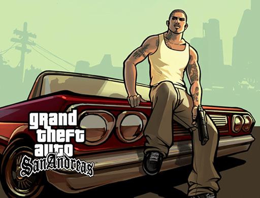 تحميل لعبة GTA San Andreas الاصلية كاملة للاندرويد بحجم صغير