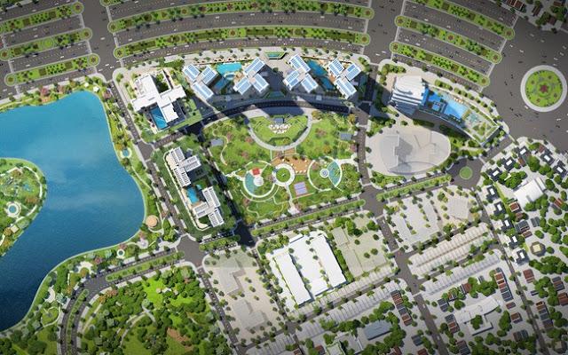 dự án saigon city
