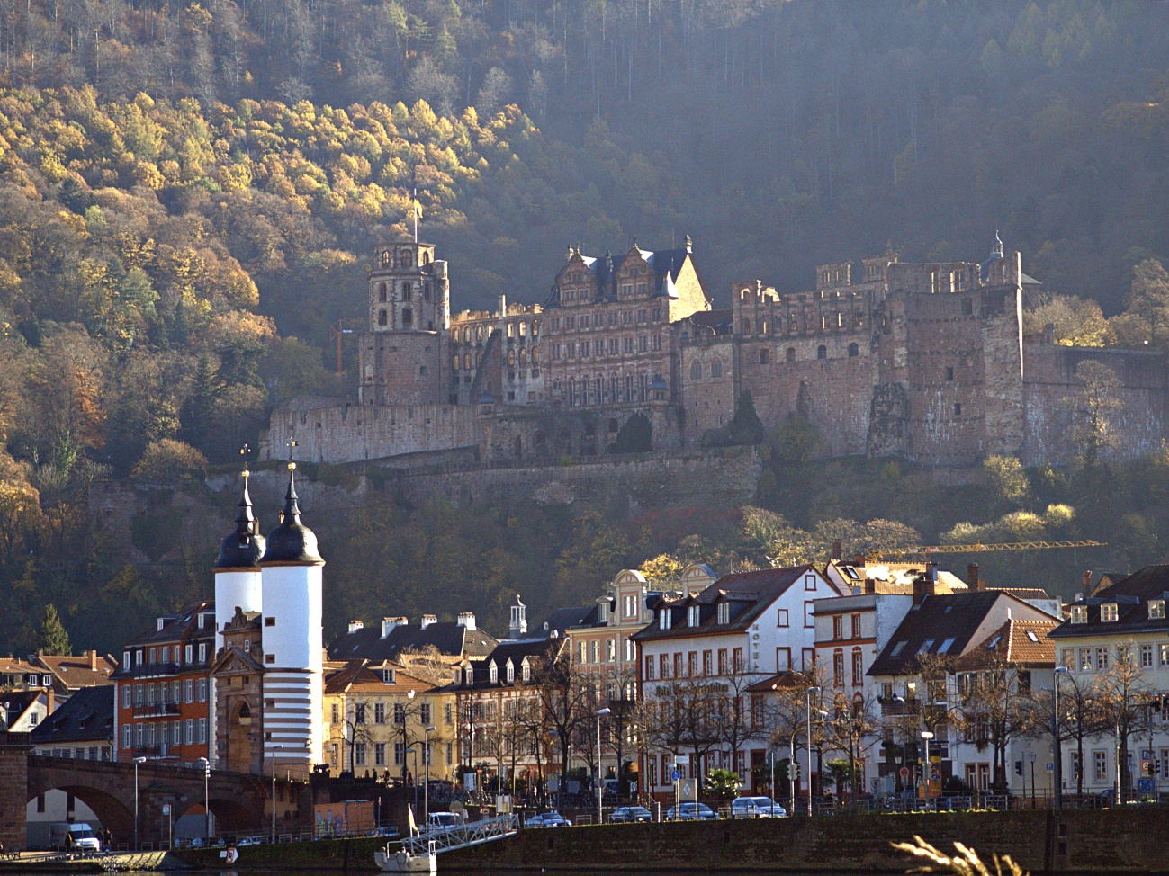 Unterwegs in Heidelberg mit dem Huawei P40 Pro (2)
