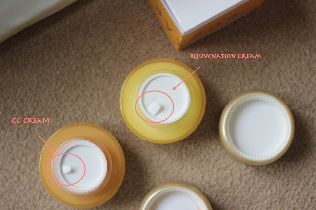 review Royal Golden Cocoan CC Cream hayyana