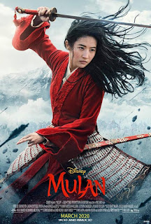 Mulan First Look Poster 2