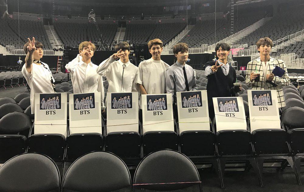 BTS BBMAs 2017
