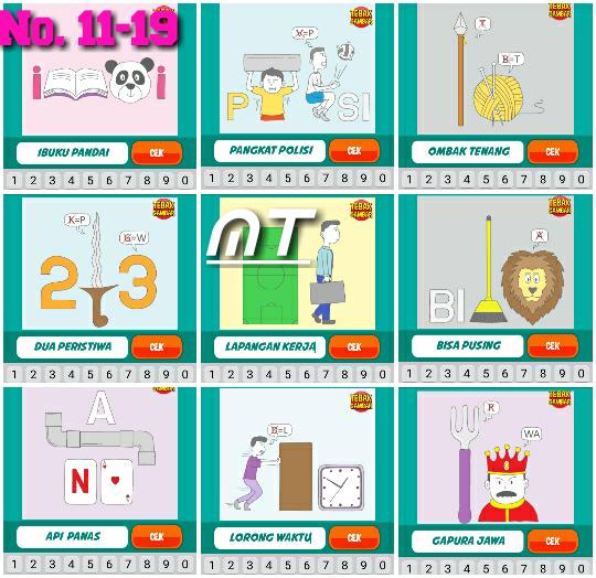 Kunci Jawaban Jawaban Tebak Gambar Level 6 Guru Ilmu Sosial