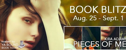 Book Blitz: Pieces of Me by Kira Adams ( Guest Post+Giveaway)           |            Another World Of Books      .